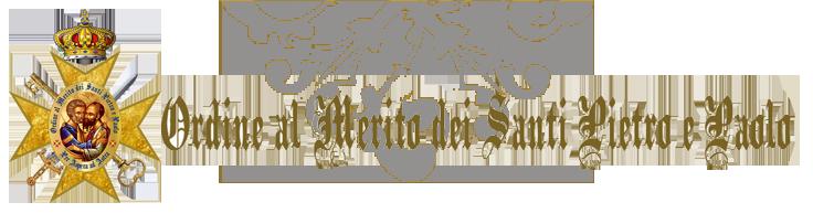 Ordine Nobilitante al Merito dei Santi Pietro e Paolo